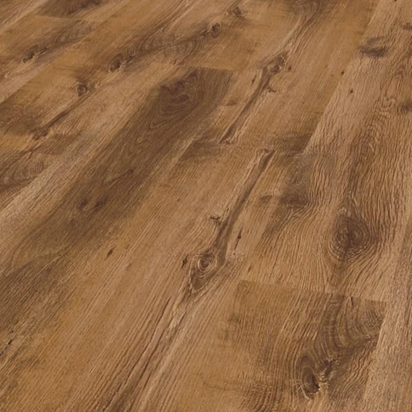 Laminat Eiche Sutter Landhausdiele Holzstruktur | Click In | 27 m²