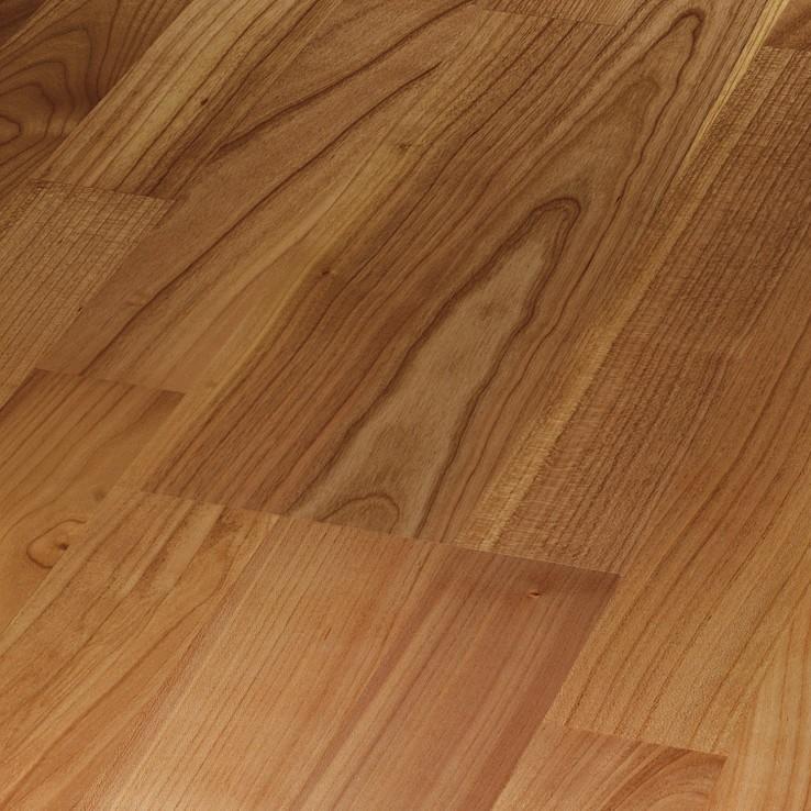 parkett kirsche europ isch natur schiffsboden 3 stab lackversiegelt classic 3050 fertig. Black Bedroom Furniture Sets. Home Design Ideas