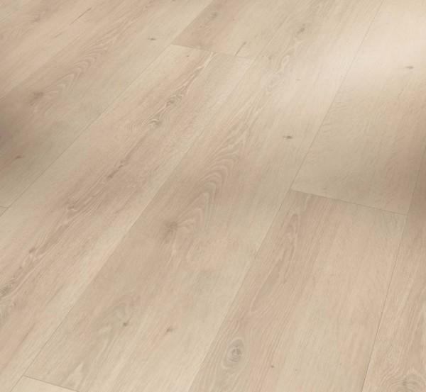 PARADOR Vinylboden Eiche Skyline weiß Schloßdiele Holzstruktur 4-seitige Fase | Basic 30