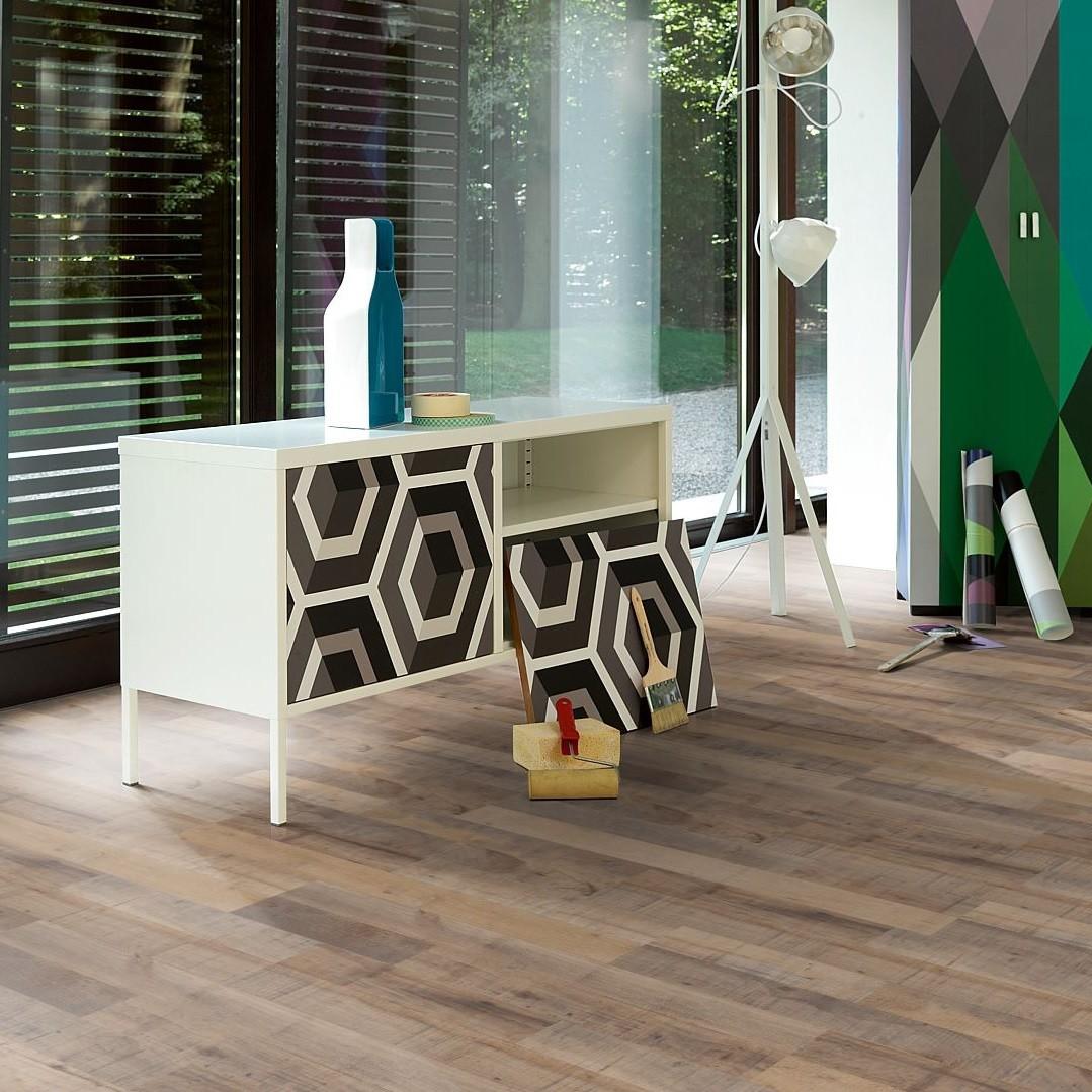 laminat kastanie vinatge braun schiffsboden 2 stab sch ner wohnen. Black Bedroom Furniture Sets. Home Design Ideas