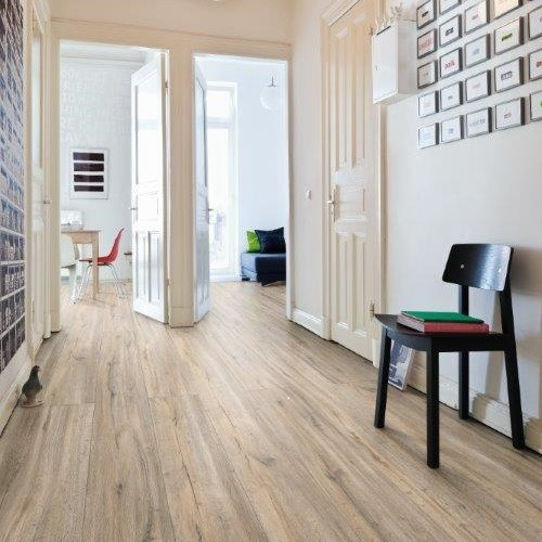 HARO Vinylboden Steineiche creme Landhausdiele XL 4-seitige V-Fase   DISANO Classic   18 m²