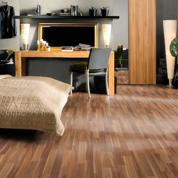 haro laminat nussbaum impresso g nstig kaufen. Black Bedroom Furniture Sets. Home Design Ideas