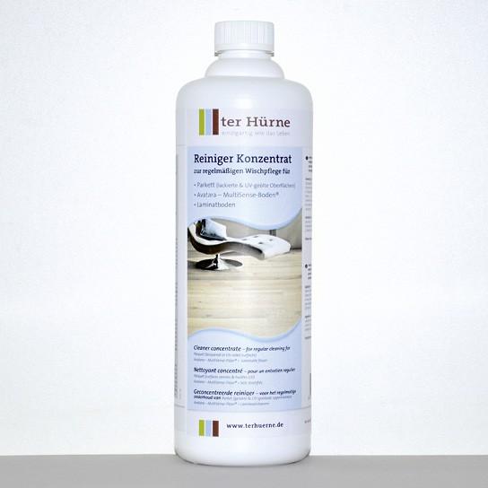 Reiniger Konzentrat für Parkett- und Laminatboden 1000 ml | TER HÜRNE