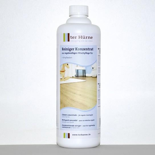 Reiniger Konzentrat für Vinylboden 1000 ml | TER HÜRNE