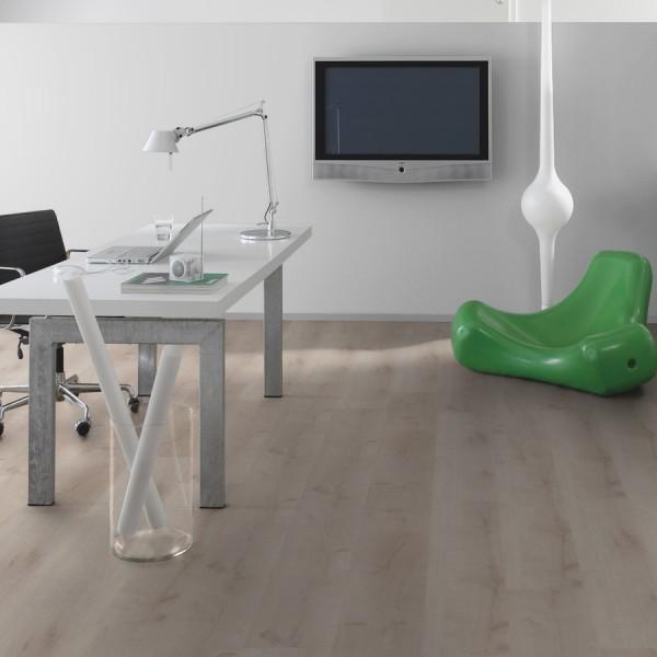TER HÜRNE Vinylboden Eiche Borkum beige Lange Landhausdiele F04 | Pure Choice Perform | 31 m²