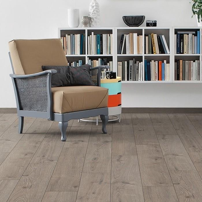 haro laminat eiche portland grau landhausdiele tritty. Black Bedroom Furniture Sets. Home Design Ideas