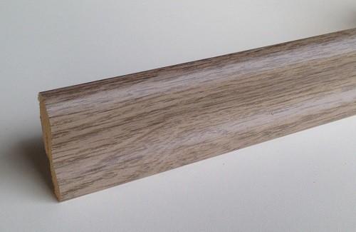 Classic Sockelleiste SL 40 Eiche Grau / Rift Oak 22 x 40 x 2380 mm