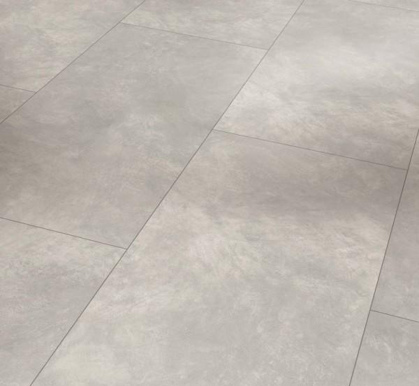 PARADOR Vinylboden Beton hellgrau Steinstruktur 4-seitige Fase | Modular ONE