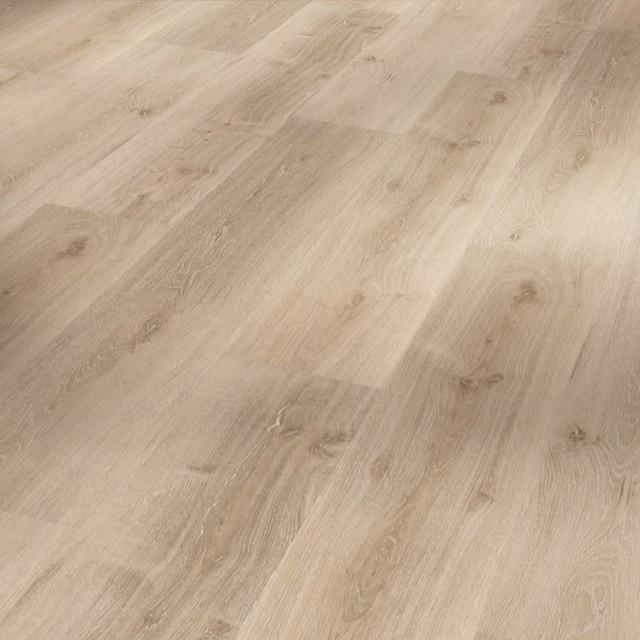 PARADOR Vinylboden Eiche hell gekälkt Landhausdiele Holzstruktur   Click In