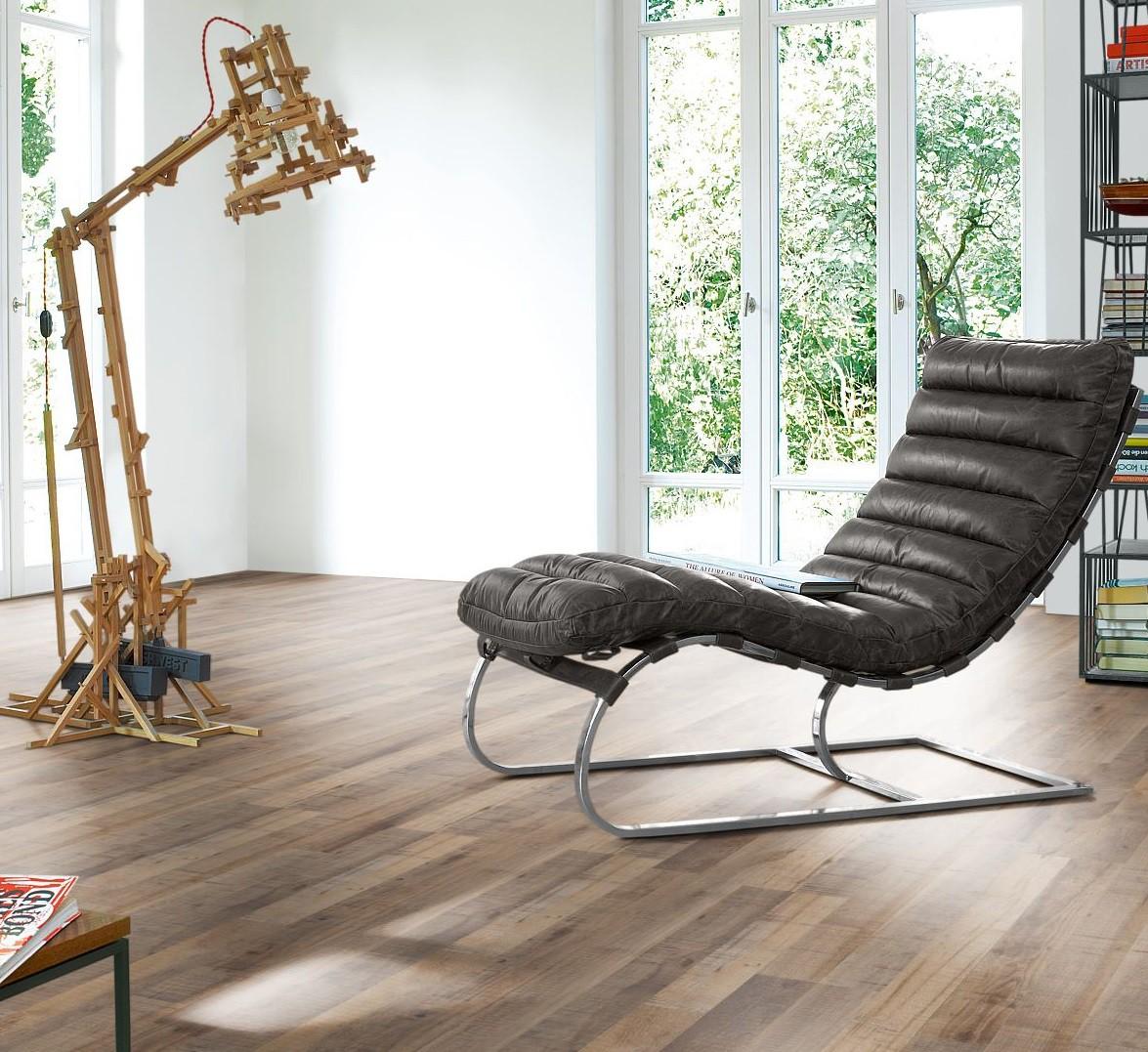 Laminat Kastanie Vintage braun Schiffsboden 2-Stab Seidenmatte Struktur | Basic 400 | 36 m²