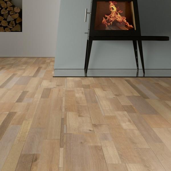 TER HÜRNE Design-Vinylboden Eiche Malmedy beige Mehrstab G07 | Bright Choice Comfort