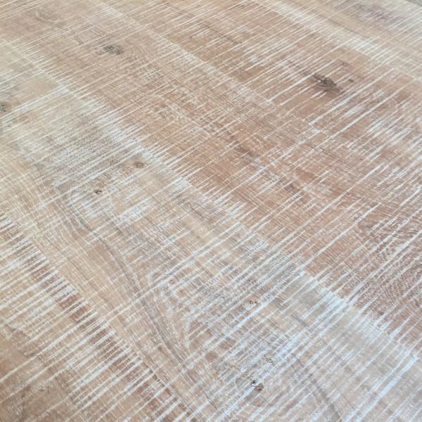 Laminat Eiche gesägt natur Landhausdiele Seidenmatte Struktur | Click In