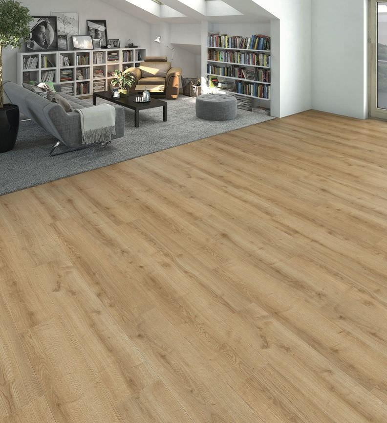 HARO Designboden Eiche Ontario puro Landhausdiele XL 4V | DISANO WaveAqua | 2. Wahl | 15,5 m²