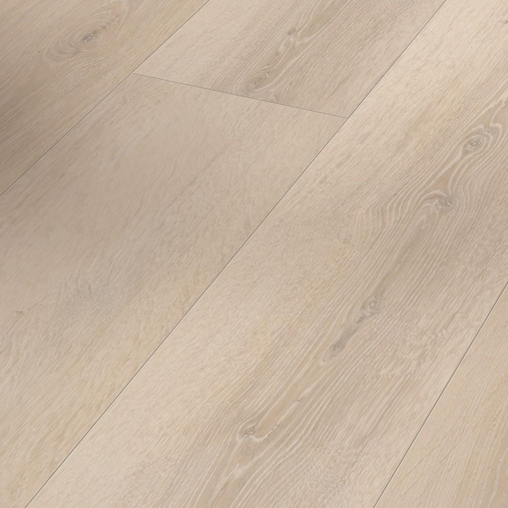 PARADOR Vinylboden Eiche Skyline weiß Landhausdiele | Basic 4.3 | 34,5 m²