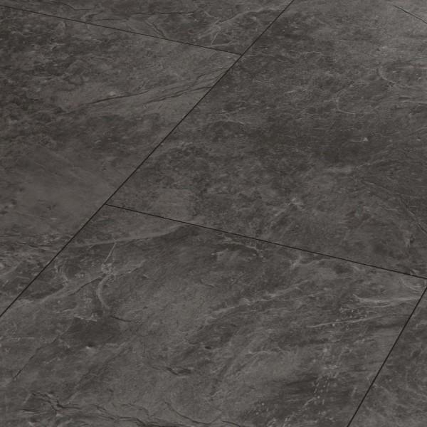 PARADOR Laminat Schiefer achatgrau Steinstruktur 4-seitige V-Fuge | Trendtime 5