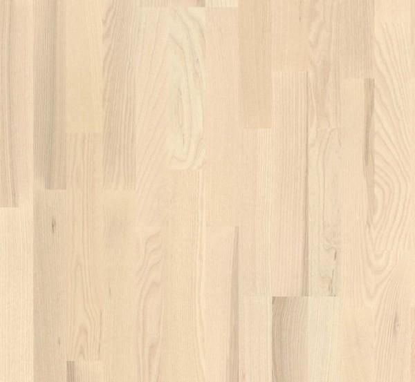 PARADOR Parkett Esche Schiffsboden 3-Stab lackversiegelt weiß