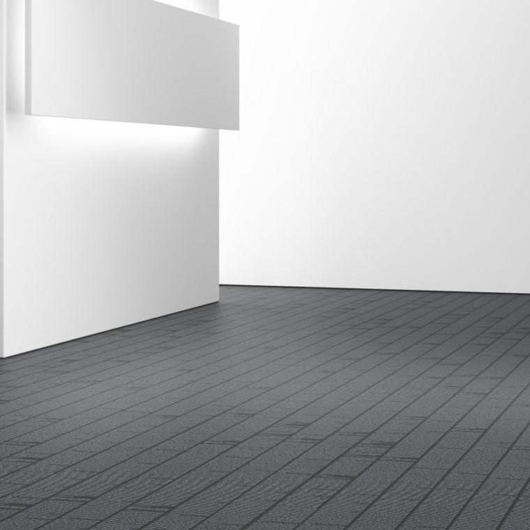 PARADOR Laminat Letters Black | Trendtime 2 | 21 m²
