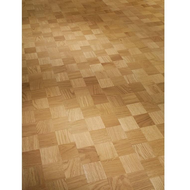 PARADOR Parkett Eiche Miniwürfel lackversiegelt matt | Sonderedition | 18 m²