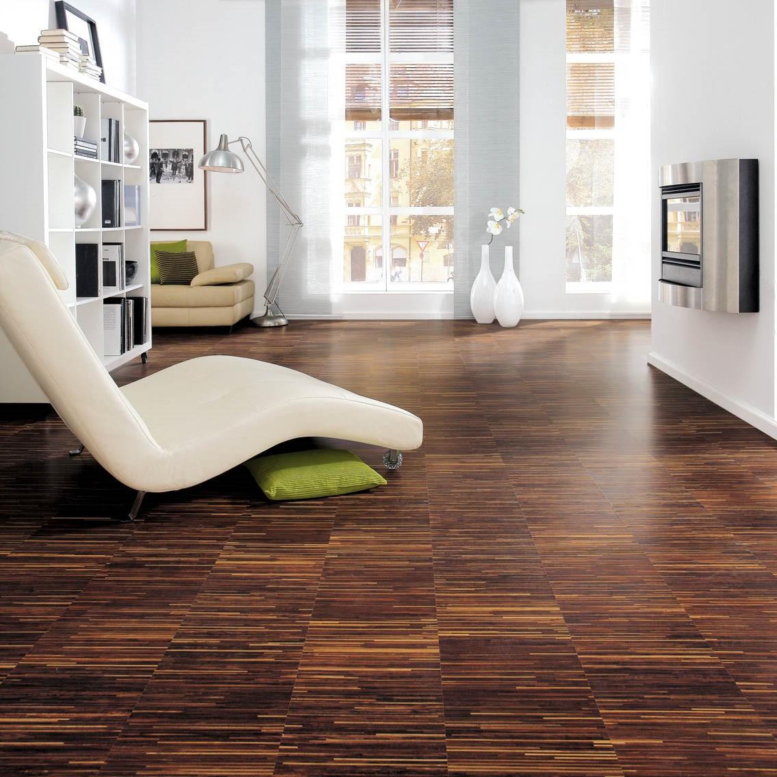 HARO Kork Arteo Stripes Permadur | Corkett | 2. Wahl | 12 m²