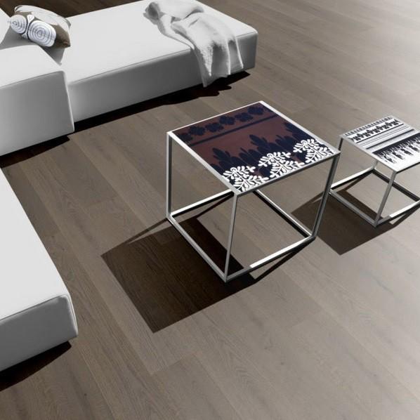 PARADOR Parkett Eiche stone gesägt naturgeölt Living Landhausdiele | Trendtime 6 | 32 m²