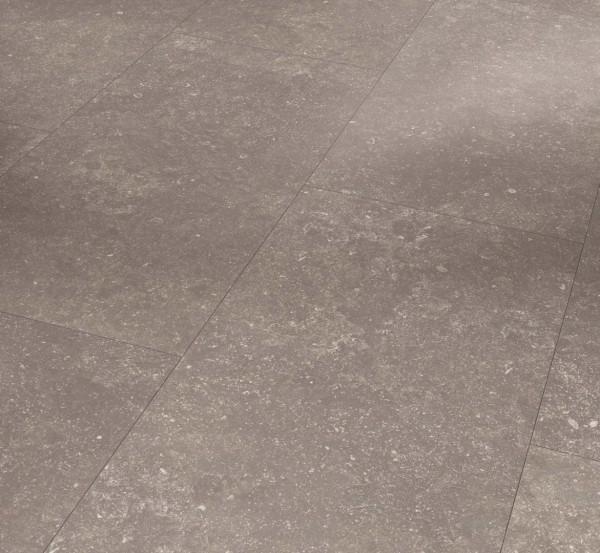 PARADOR Vinylboden Granit perlgrau Steinstruktur 4-seitige Fase   Modular ONE