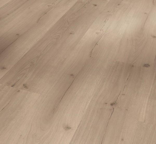 PARADOR Vinylboden Eiche Infinity grau Landhausdiele Lebhafte Struktur | Basic 30