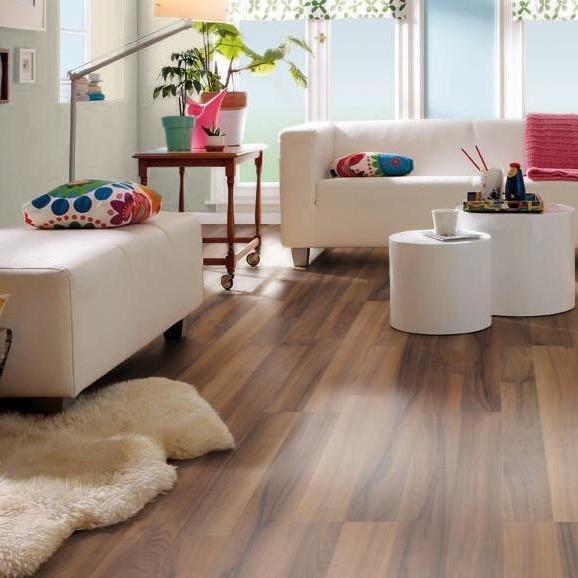 Laminat Walnuss Rustic 2-Stab | Masterplex | 29 m²