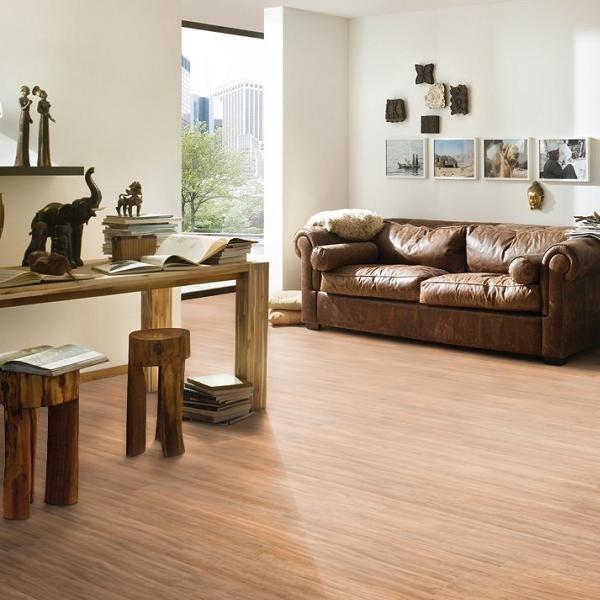 GRÜNDORF Laminat Olive lounge Landhausdiele 4-seitige V-Fuge | Vouge | 41 m²