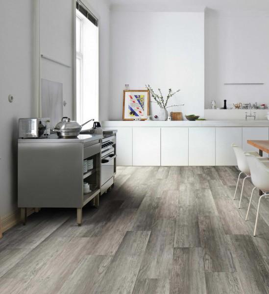 HARO Designboden 4VM Country Eiche grau strukturiert | DISANO Saphir | 2. Wahl | 32 m²