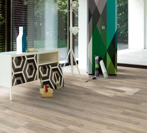 PARADOR Vinylboden Pinie Landhausdiele Sägeraue Struktur | Click In