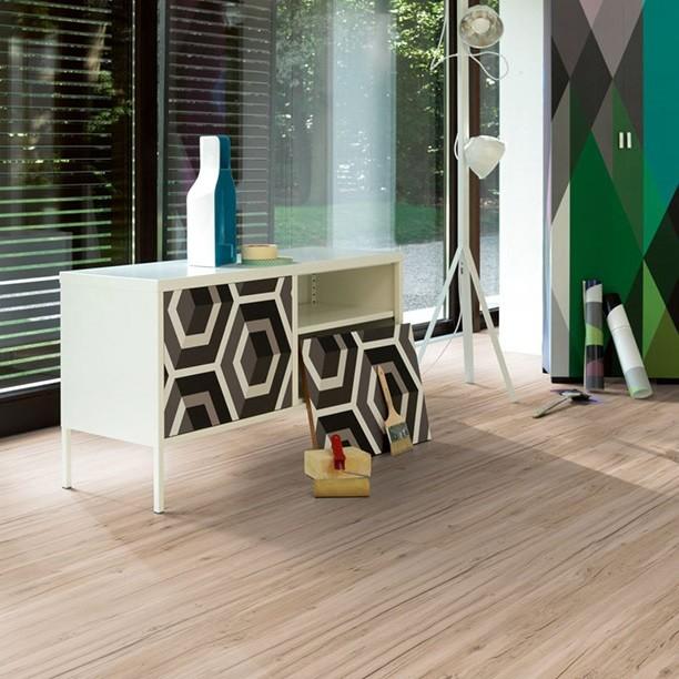 PARADOR Vinylboden Eiche Memory geschliffen Landhausdiele | Basic 30 | 21 m²