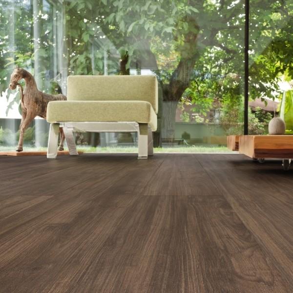 HARO Vinylboden Nussbaum Landhausdiele XL | DISANO Classic Aqua