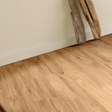 PARADOR Laminat Apfel bernstein Schiffsboden 2-Stab Holzstruktur | Basic 400 | 30 m²