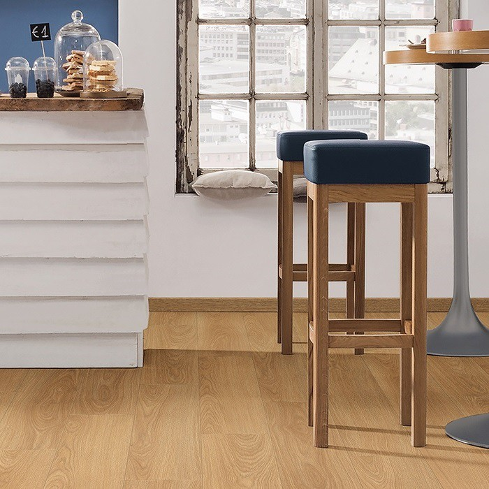 HARO Laminat Eiche elegance authentic Landhausdiele | Tritty 250 | 2.Wahl
