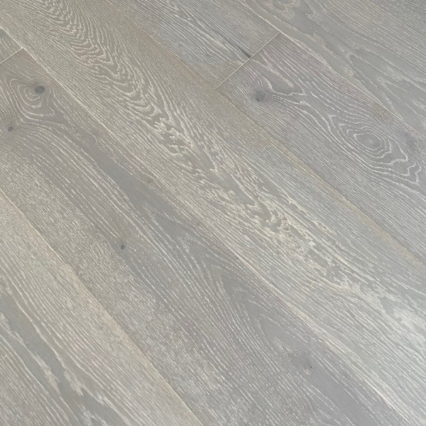 PARADOR Parkett Eiche grau gekälkt Landhausdiele lackversiegelt matt | Sonderedition