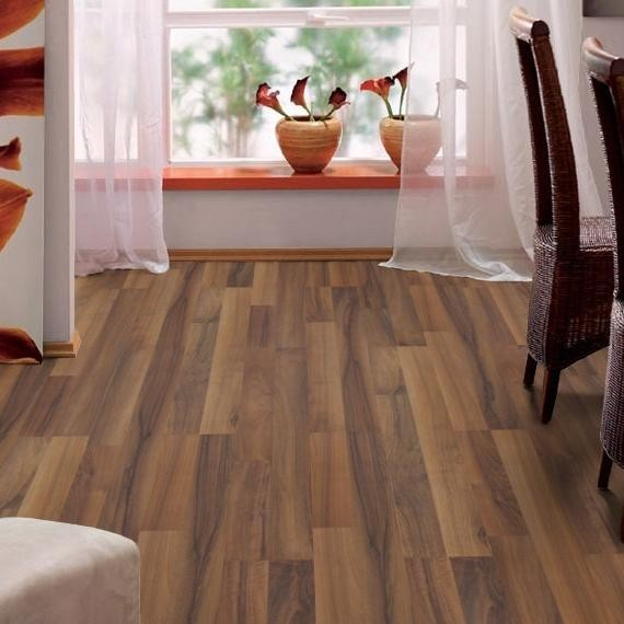 HARO Laminat Nussbaum 2-Stab | Sonderedition | 36 m²