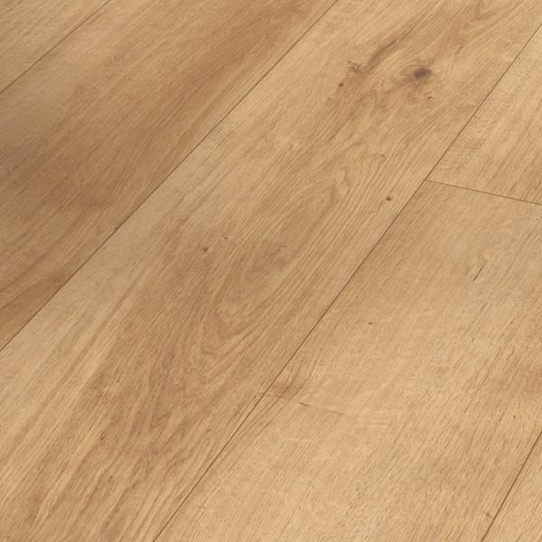 Vinylboden Eiche Pure Natur Landhausdiele 4-seitige Fase | Modular ONE