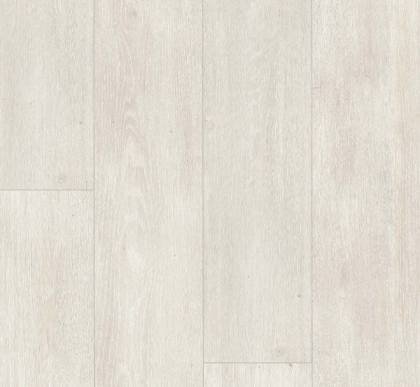 PARADOR Vinylboden Eiche Nordic weiß Landhausdiele 4-seitige Fase | Modular ONE