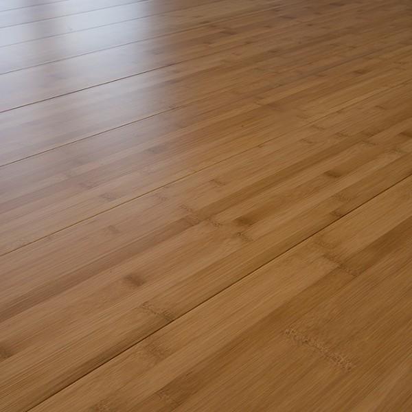 POWER FLOOR Click-Parkett Bambus Naturelinie Honig matt lackiert