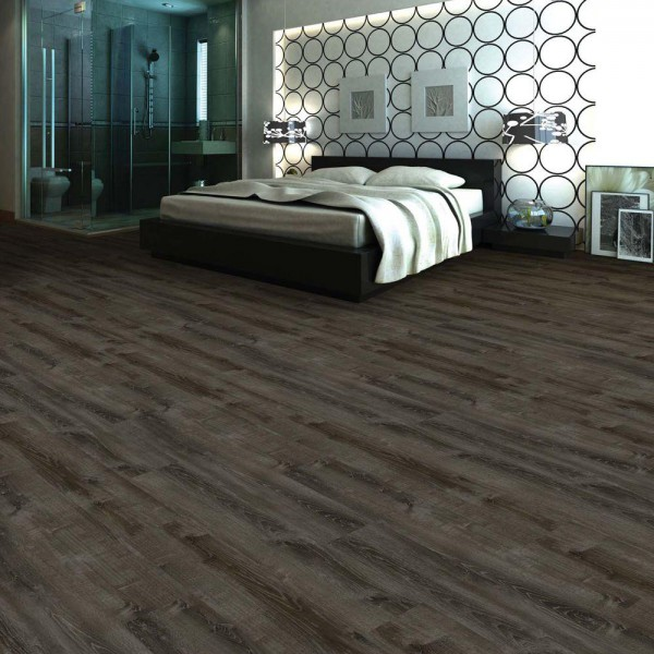 Vinyl Smoked Oak Grey XL Landhausdiele | ALLURE LOCKING