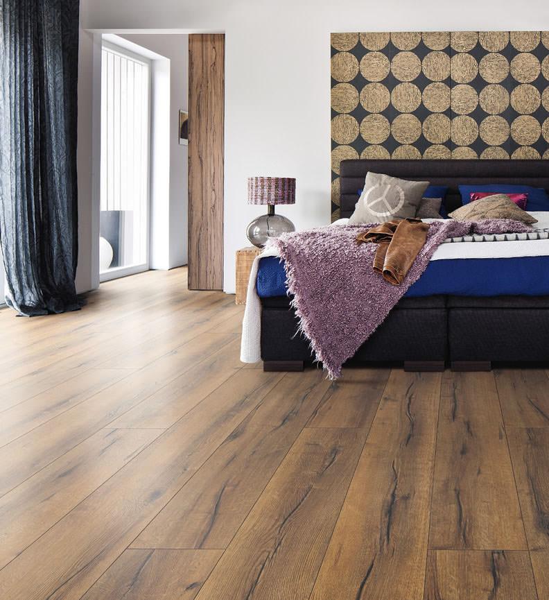 haro laminat eiche italica ger uchert g nstig online kaufen. Black Bedroom Furniture Sets. Home Design Ideas
