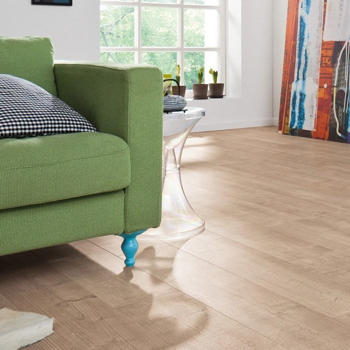 Laminat Ulme crema Pore rustikal Landhausdiele | Tritty 100 | 2.Wahl | 25 m²
