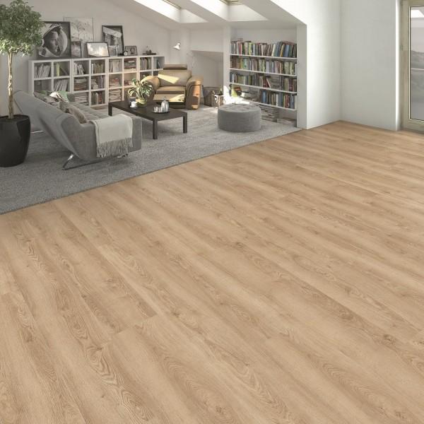HARO Designboden Eiche Victoria puro Landhausdiele 4V | DISANO WaveAqua | 2. Wahl | 26 m²