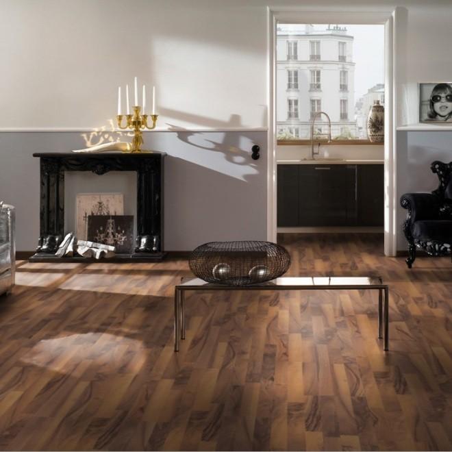 laminat nussbaum motion schiffsboden 3 stab ter h rne. Black Bedroom Furniture Sets. Home Design Ideas