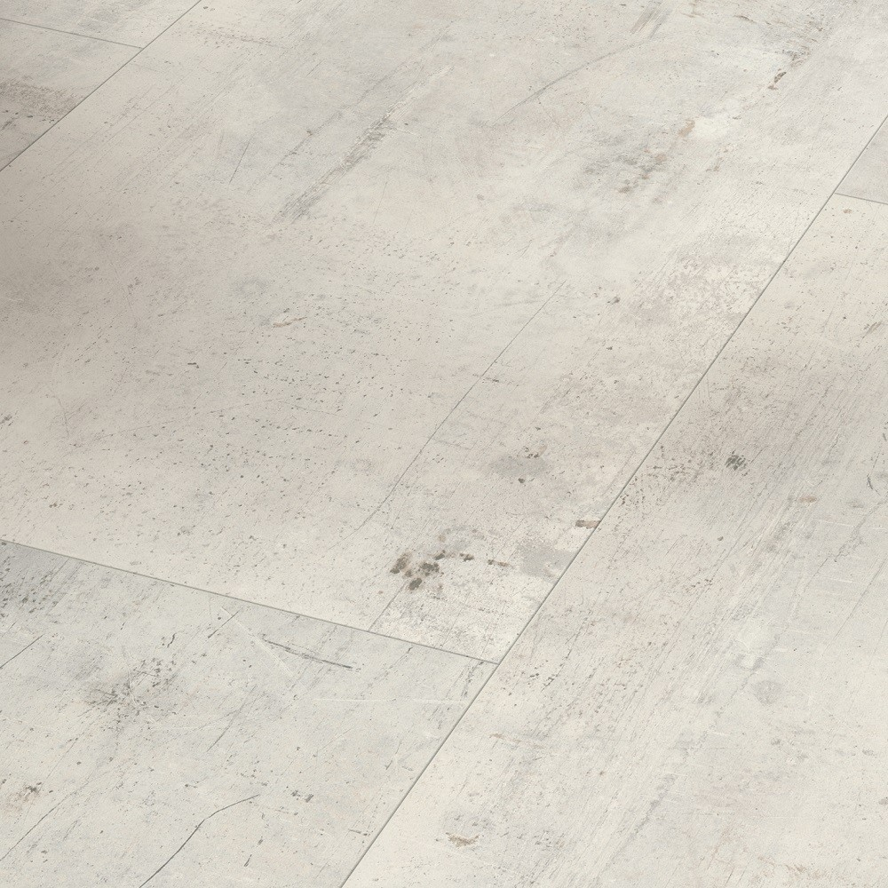 Laminat Ease white Struktur 4-seitige V-Fuge | 31 m²
