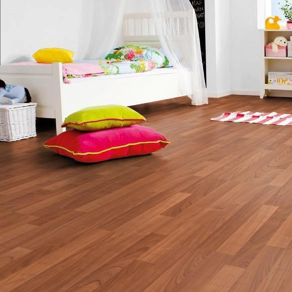 haro laminat kirsche rubin schiffsboden 3 stab go floor. Black Bedroom Furniture Sets. Home Design Ideas