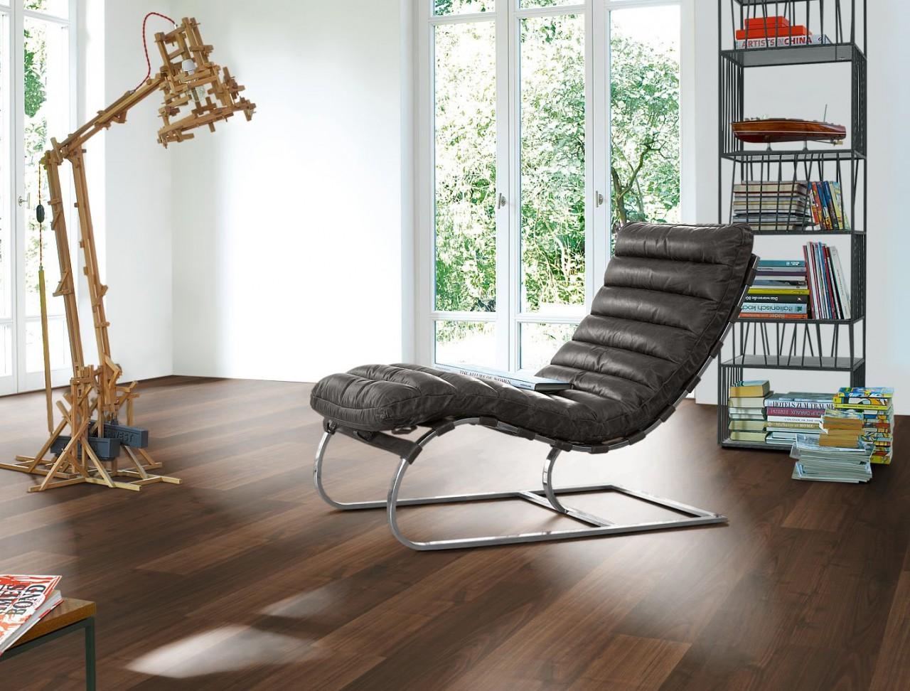 PARADOR Laminat Walnuss Landhausdiele Holzstruktur | Basic 200 | 31 m²