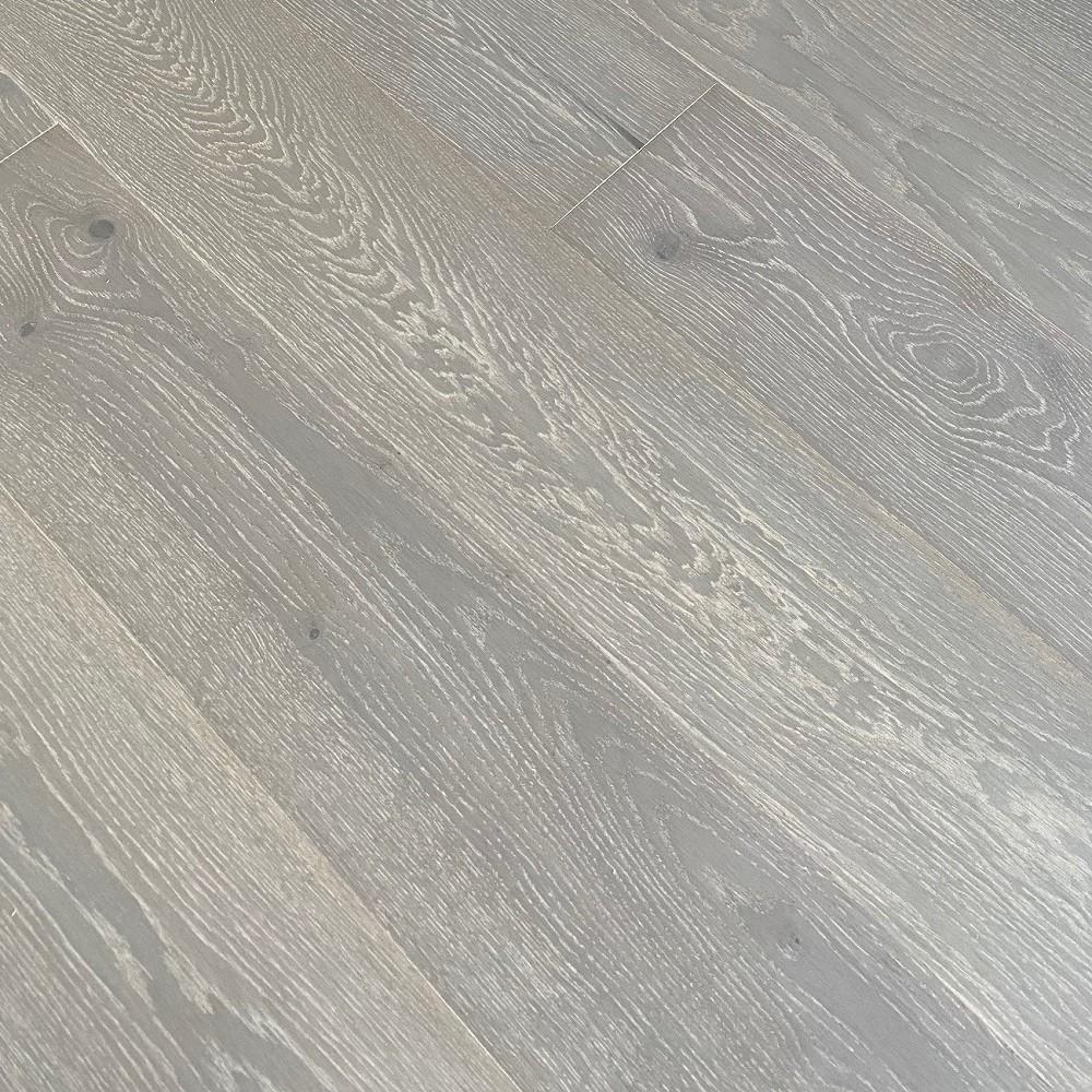 PARADOR Parkett Eiche grau gekälkt Landhausdiele lackversiegelt matt | Sonderedition | 8 m²