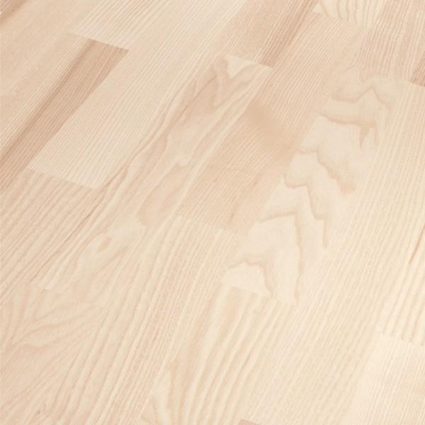 PARADOR Parkett Esche Schiffsboden 3-Stab lackversiegelt matt weiß | Classic 3060