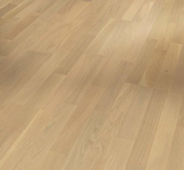 PARADOR Parkett Eiche clear Schiffsboden 3-Stab lackversiegelt matt   Classic 3060